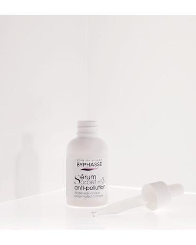 Byphasse Сыворотка защитная Sorbet Serum Anti-pollution №3. Фото 6
