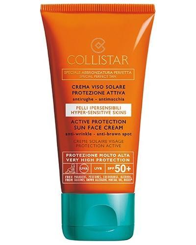 Collistar Active Protection Sun Face Cream SPF50+