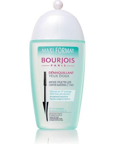 Bourjois Мягкое средство для снятия макияжа с глаз
