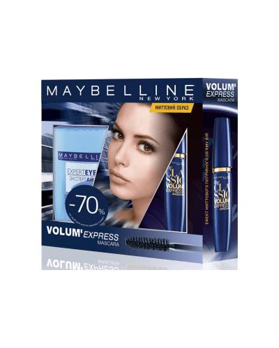 Maybelline Подарочный набор Volume'Express