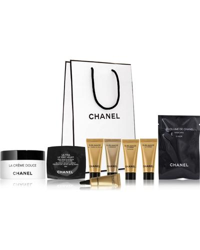 CHANEL La Creme Douce Set