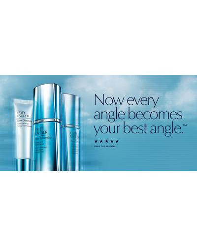 Estee Lauder New Dimension Shape + Fill Expert Serum. Фото 3