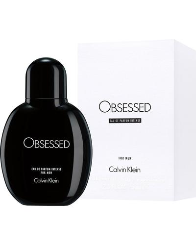 Calvin Klein Obsessed for Men Intense. Фото 6