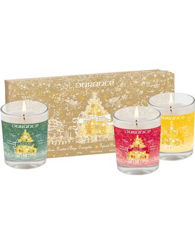 Durance Noel Perfumed Candle Set