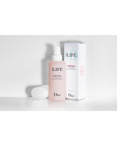 Dior Мицеллярное молочко. Несмываемое средство очищения Hydra Life Micellar Milk. Фото 2