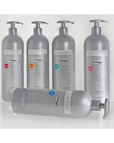 Byphasse Hair Pro Shampoo Liss Extreme Rebellious Hair. Фото 1