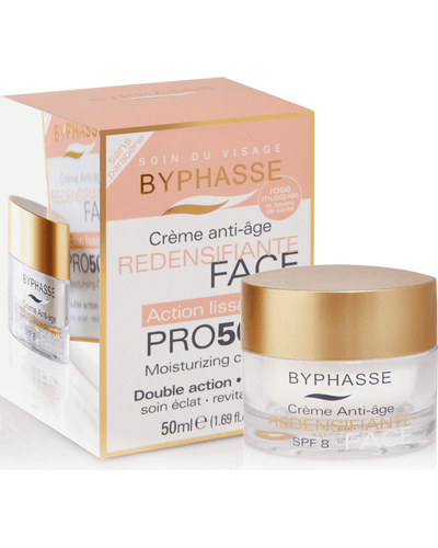 Byphasse Anti-aging Cream Pro50 Years Skin Tightening