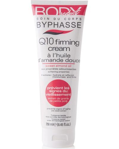 Byphasse Крем для тела антивозрастной Body Seduct Q10 Firming Cream Sweet Almond Oil