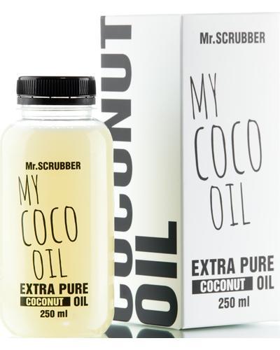 Mr. SCRUBBER Очищенное кокосовое масло My Coco Oil Extra Pure
