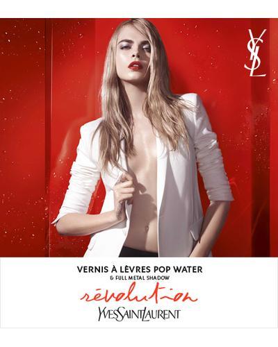 Yves Saint Laurent Vernis A Levres Pop Water. Фото 1