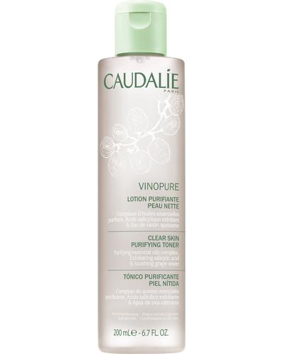 Caudalie Очищующий тонік Vinopure Clear Skin Purifying Toner