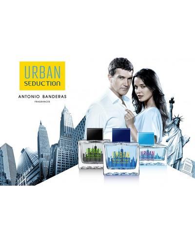 Antonio Banderas Urban Seduction Blue For Women. Фото 2