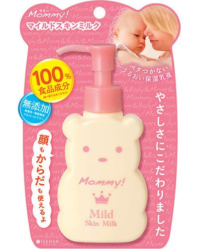 Isehan Mommy Mild Skin Milk