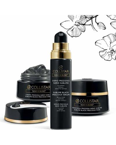 Collistar Крем для лица и шеи Sublime Black Precious Cream. Фото 4