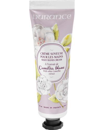 Durance Creme Soyeuse pour les Mains Camelia Blanc