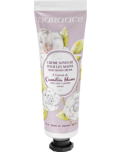 Durance Крем для рук с экстрактом камелии Creme Soyeuse pour les Mains Camelia Blanc