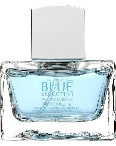 Antonio Banderas Blue Seduction for Women. Фото 3