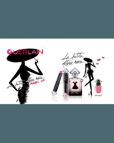 Guerlain La Petite Robe Noire Delicious Shiny Lip Colour. Фото 1