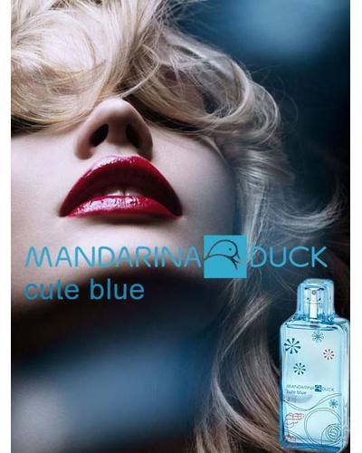 Mandarina Duck Cute Blue Woman. Фото 3