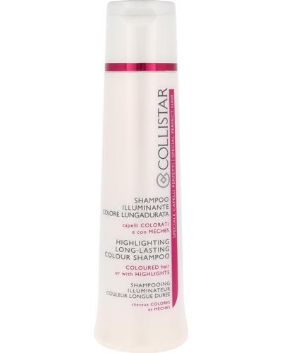 Collistar Шампунь для окрашенных волос Highlighting Long-Lasting Colour Shampoo