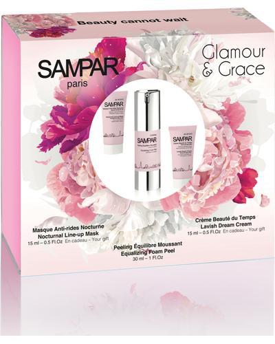 SAMPAR Подарочный набор Glamour & Grace Gift Set