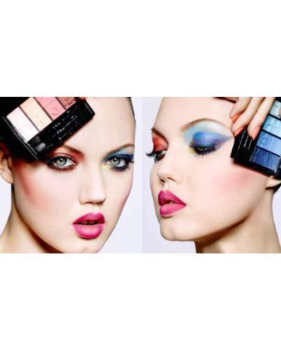Dior Четырехцветная палитра теней для век Colour Gradation 4 Couleurs Eyeshadow. Фото 3