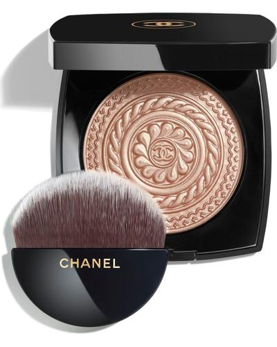 CHANEL Мерехтлива пудра-хайлайтер Eclat Magnetique de Chanel