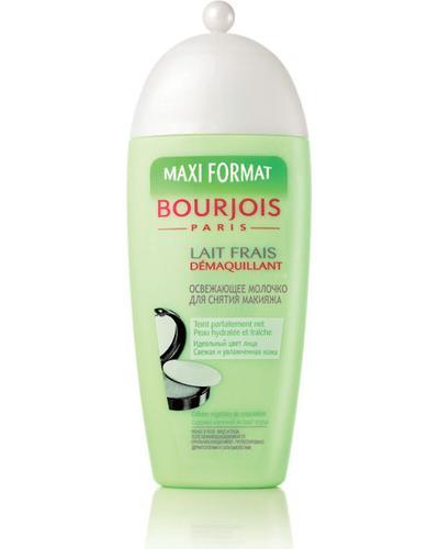 Bourjois Освежающее молочко для снятия макияжа