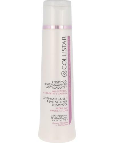 Collistar Тонизирующий шампунь против выпадения волос Anti Hair Loss Revitalizing Shampoo