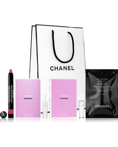 CHANEL Le Rouge Crayon De Couleur Set