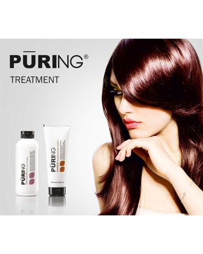 Maxima PURING Keepcolor Glittering Oil Treatment. Фото 3