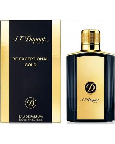 S.T. Dupont Be Exceptional Gold. Фото 1