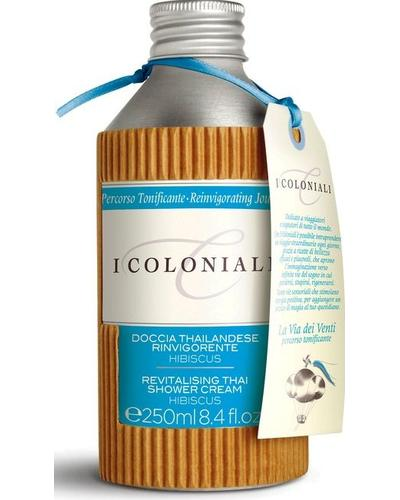 I Coloniali Revitalizing Thai Shower Cream Hibiscus