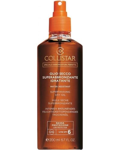 Collistar Сухое масло для загара Supertanning Dry Oil SPF15