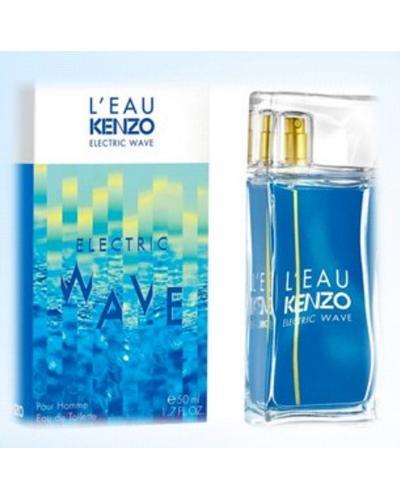 Kenzo L'Eau par Kenzo Electric Wave Pour Homme. Фото 3