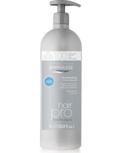Byphasse Шампунь для курчавого волосся Hair Pro Shampoo Boucles Ressorts Curly Hair