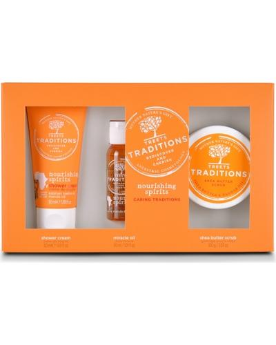 Treets Traditions Подарунковий набір Nourishing Spirits Gift Set Small. Фото 4