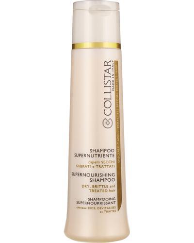 Collistar Супер питательный шампунь для сухих и поврежденных волос Supernourishing Shampoo