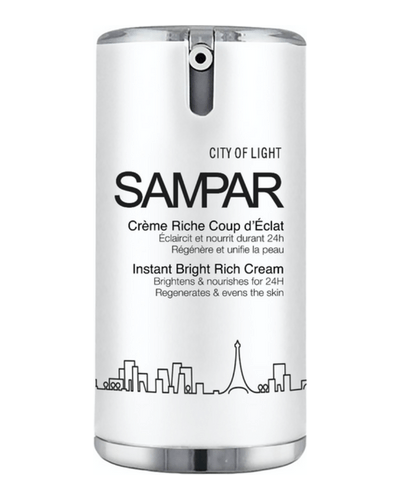 SAMPAR Instant Bright Rich Cream
