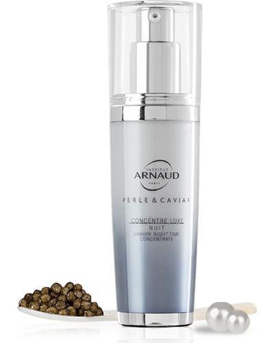 Arnaud Ночной концентрат с экстрактом икры Perle & Caviar Concentre Luxe Nuit. Фото 3