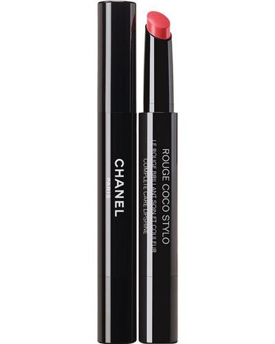 CHANEL Помада - блеск для губ Rouge Coco Stylo Complete Care Lipshine