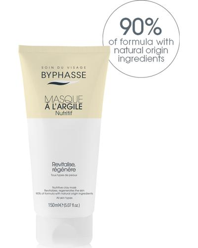 Byphasse Маска для обличчя Masque A L'Argile Nutritive Clay Mask. Фото 6