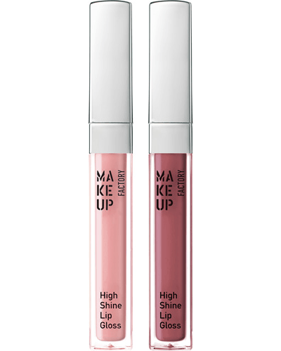 Make up Factory High Shine Lip Gloss