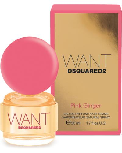 Dsquared Want Pink Ginger. Фото 1