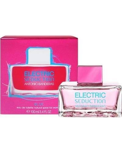 Antonio Banderas Electric Blue Seduction for Women. Фото 3