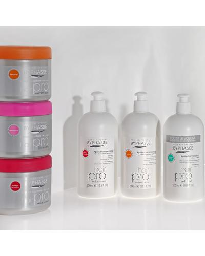 Byphasse Набор Маска для волос + Мицеллярная вода Hair Pro Hair Mask + Micellar Removerset set. Фото 1