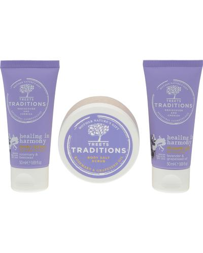 Treets Traditions Healing in Harmony Gift Set Small. Фото 4