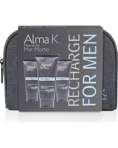 Alma K Дорожній набір для чоловіків Recharge Travel Kit For Men