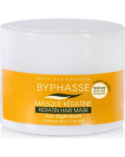 Byphasse Маска для сухих и тусклых волос Liquid Keratine Hair Mask