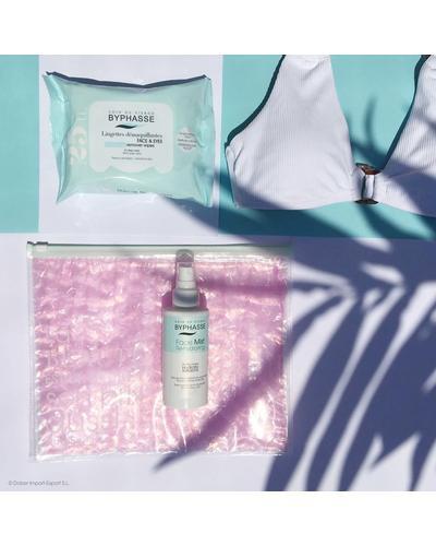 Byphasse Дымка для сухой и чувствительной кожи Face Mist Re-hydrating Sensitive & Dry Skin. Фото 4
